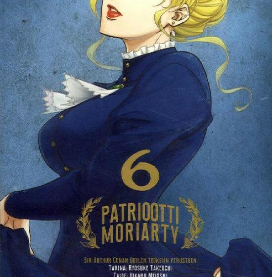 Patriootti Moriarty 6
