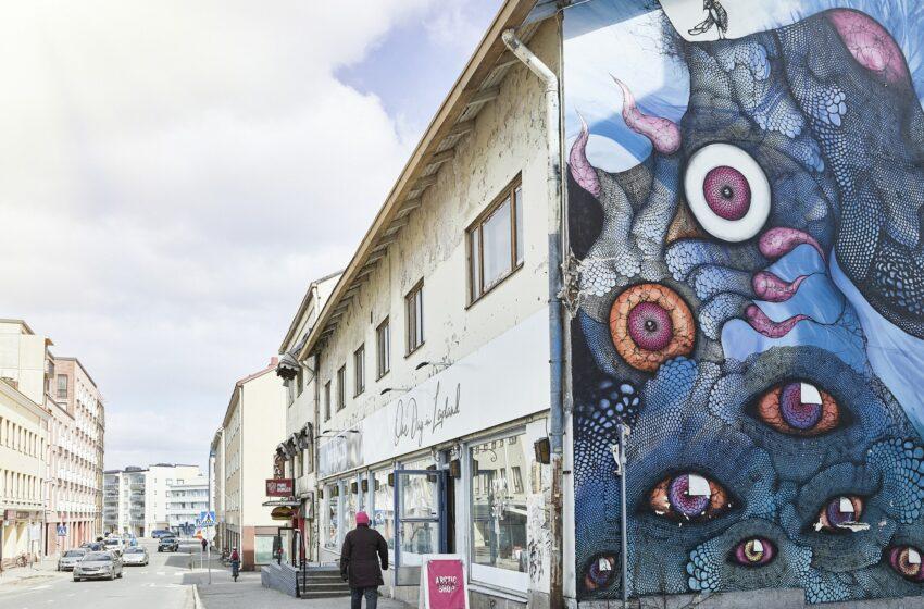 Suomi-suosikit: Kesäinen Rovaniemi yllättää rennolla ruualla