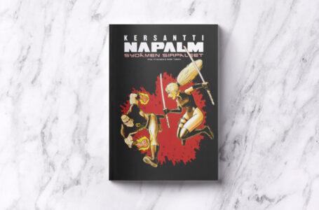 Kersantti Napalm – Sydämen sirpaleet
